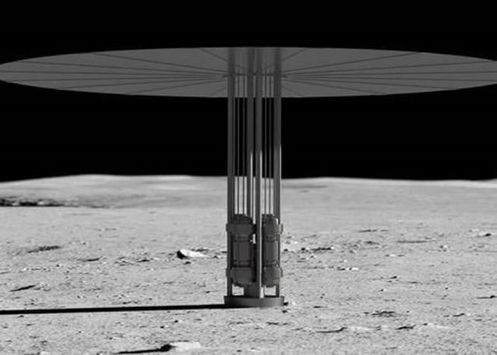 """美国太空总署迷你核反应炉""""千瓦动力""""(kilopower)测试成功 将用于月球与火星生活"""
