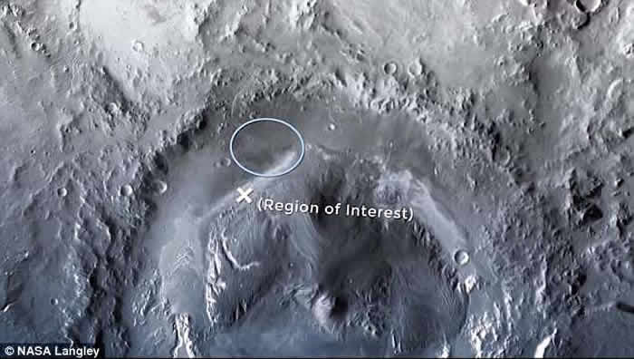 """NASA搭载""""洞察号""""探测器的火箭发射升空 揭火星土壤奥秘"""