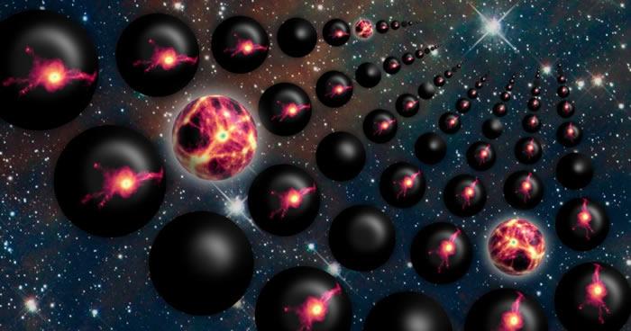 《皇家天文学会月刊》(MNRAS):外星人可能隐藏在平行宇宙中