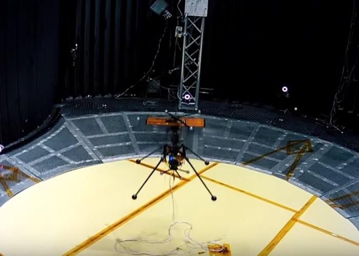 直升机的螺旋桨转速,将比普通直升机高出多倍。
