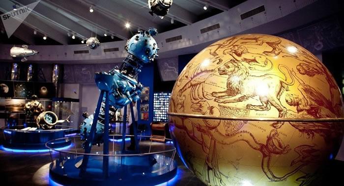 俄罗斯莫斯科天文馆天空公园推出双人夜游公园和望远镜观测项目
