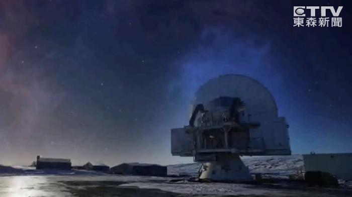 望远镜位于格陵兰美国空军基地,由中研院设计,中科院制造改装,造价800万美金。