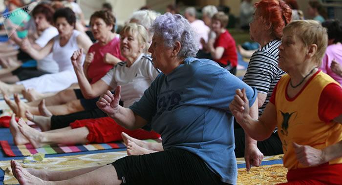 《生理学杂志》:每周做4-5次锻炼有助于延缓心脏衰老