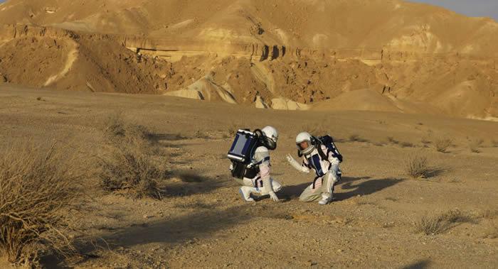 《美国心理学家》:心理学家希望登陆火星的人必须具备一些品质