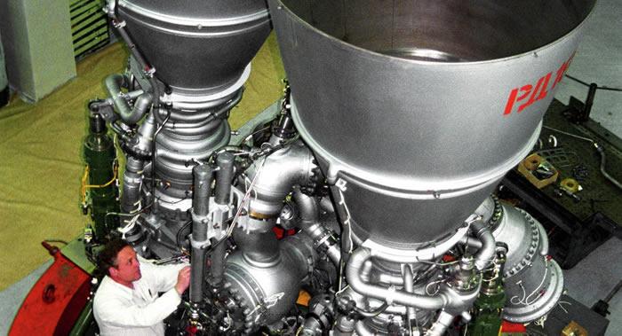 俄罗斯制造商称RD-181火箭发动机可以重复使用
