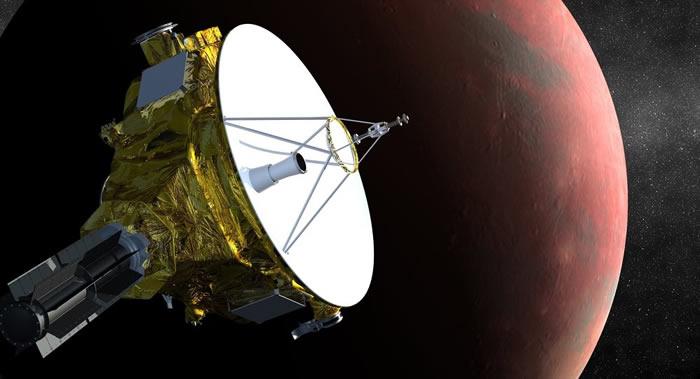 """美国宇航局成功将""""新地平线""""探测器从休眠状态中唤醒"""