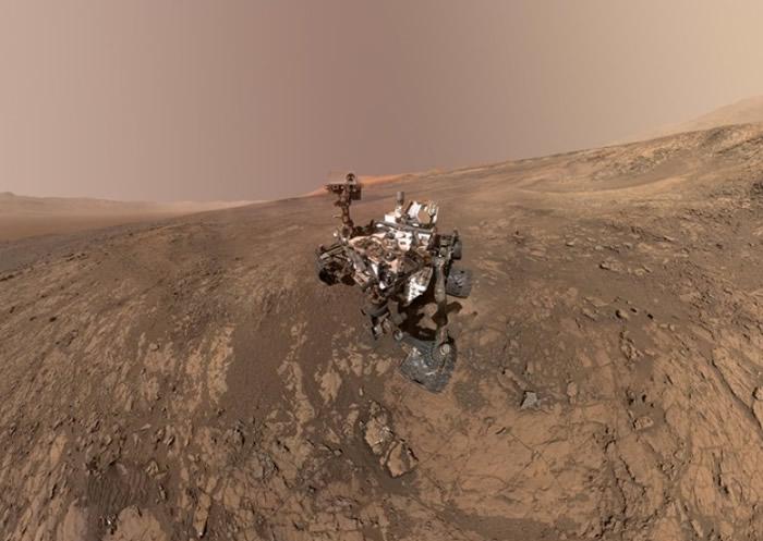 好奇号侦测到火星的甲烷含量有季节性变化。
