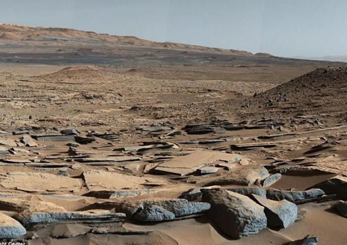 好奇号在盖尔陨石坑找到最强力生命证据。