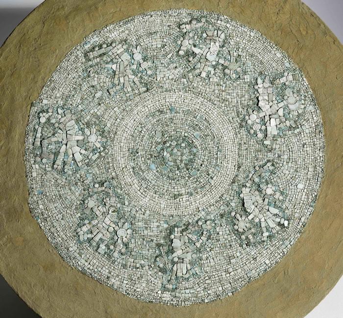中美洲发现的绿松石石制品或非从美国西南部引进