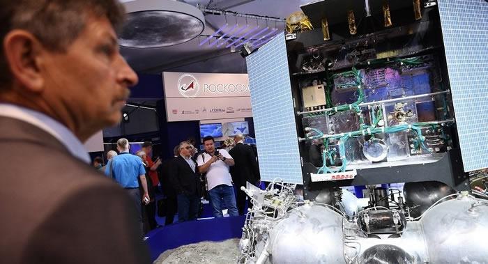"""俄罗斯因登月条件复杂将延期发射""""月球25""""探测飞船"""