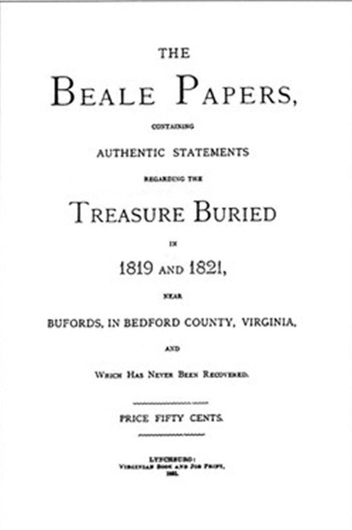 莫里斯的朋友将比尔的事写成小册子出版,里头附上了3组密码 。