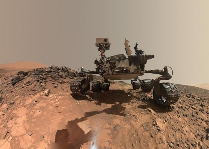 NASA指人类有望于2040年前登陆火星。