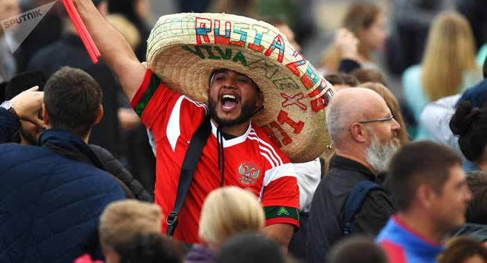 地震学家:墨西哥球迷造成了地震波 但非真正意义上的地震