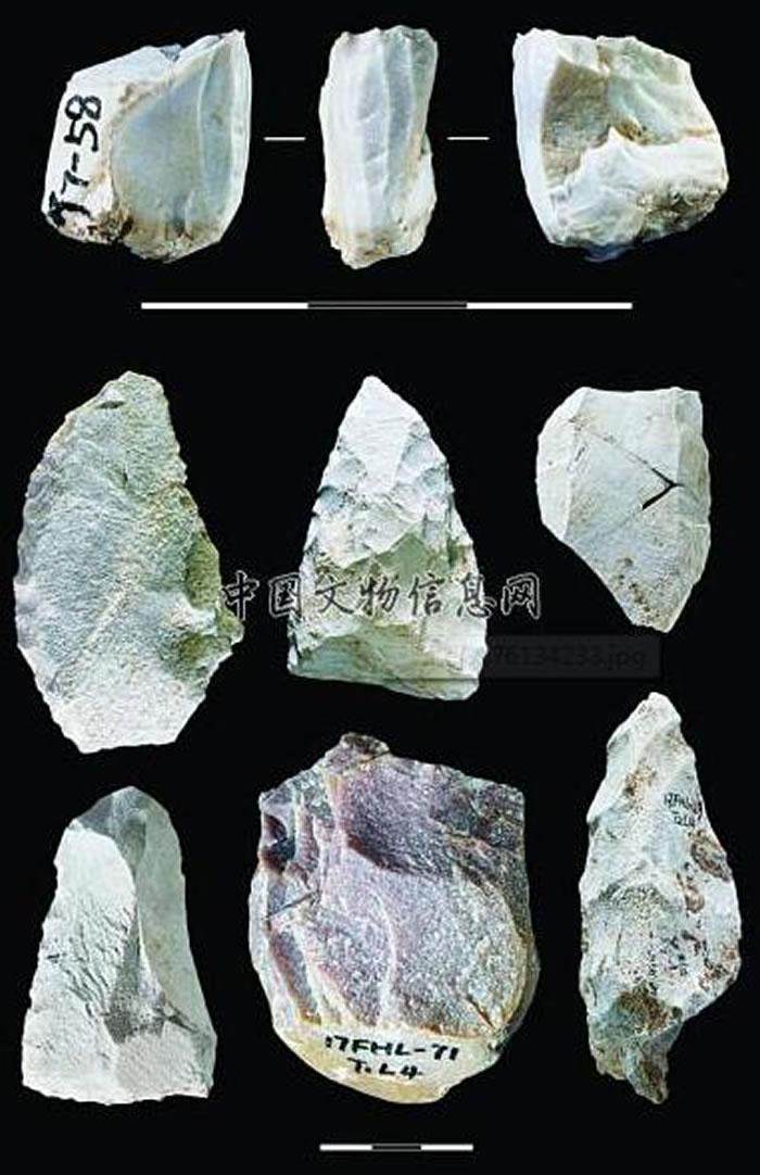 山东省临沂市凤凰岭发现距今1.9至1.3万年的细石器遗存