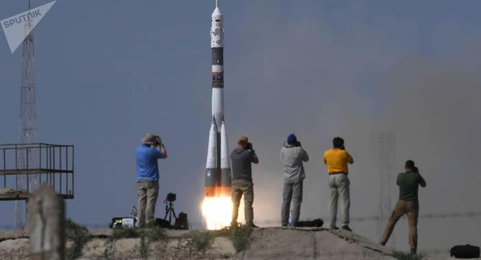 """俄罗斯""""进步MS-09""""号货运飞船将为国际空间站宇航员运送食品"""