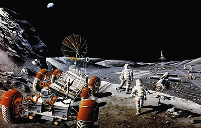印度将10月的登月计划重点放在探勘氦-3