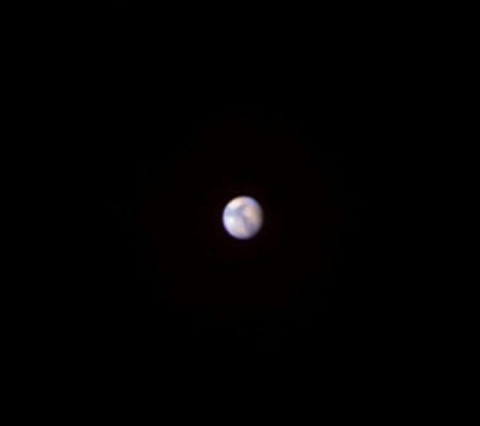 2018年7月27日火星冲日