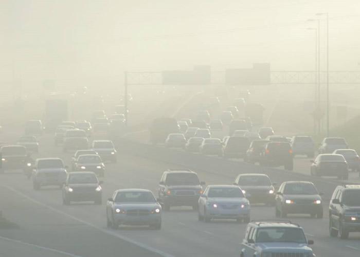 英国空气污染问题十分严重。