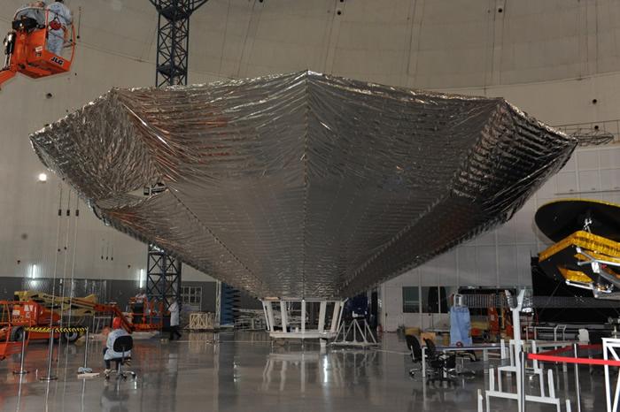 """中国将为俄罗斯""""光谱-M""""太空望远镜(Millimetron)制造接收设备"""
