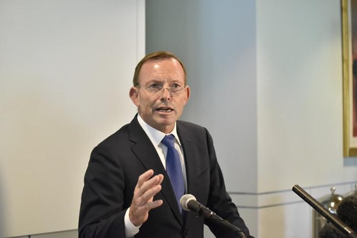 艾博特主张澳洲应退出《巴黎协定》。