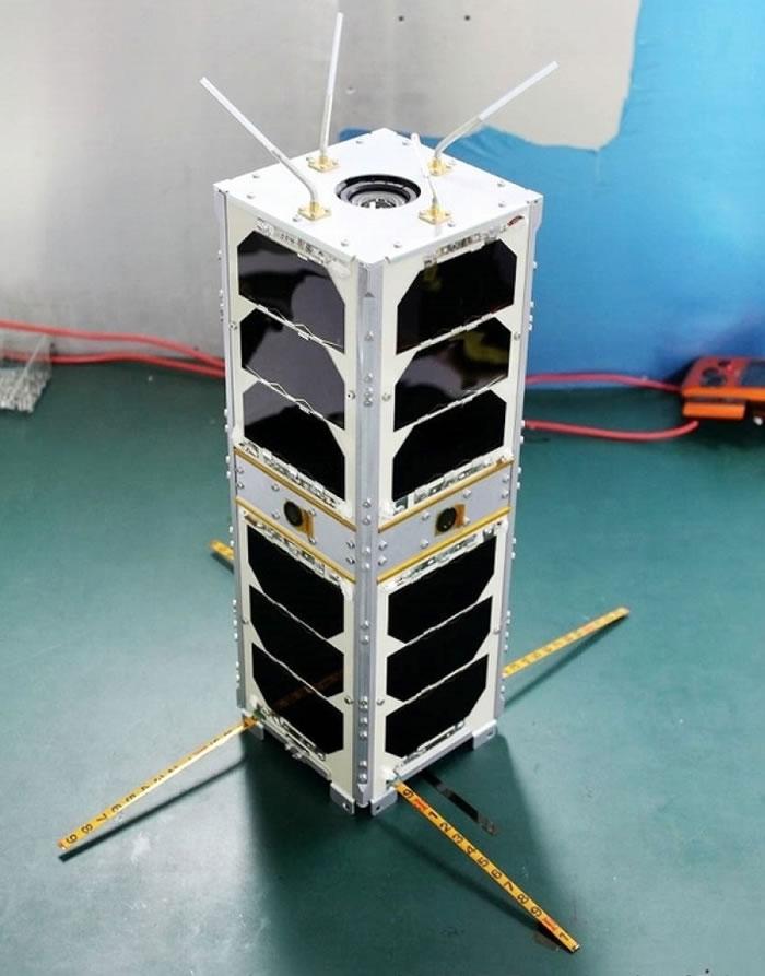 日本研发超小型卫星助卢旺达搜集资讯