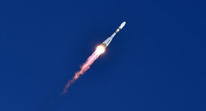 """俄罗斯""""进步MS-09""""号货运飞船首次以超短路线抵达国际空间站"""