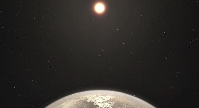 《天文物理期刊》:离我们最近的类地行星Ross 128b表面有生命存在的机会