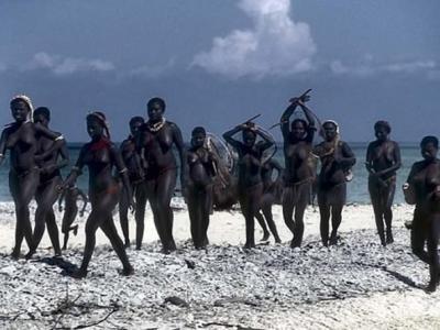 """印度洋安达曼群岛""""加洛瓦""""部落与世隔绝5.5万年 高速公路或导致"""