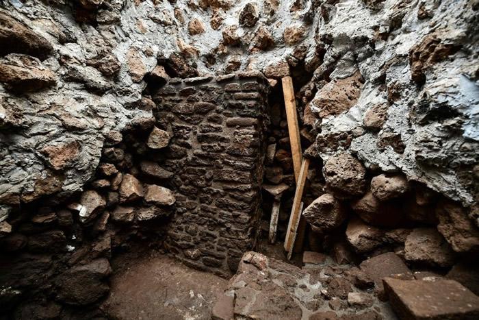 墨西哥意外发现新神庙遗迹。