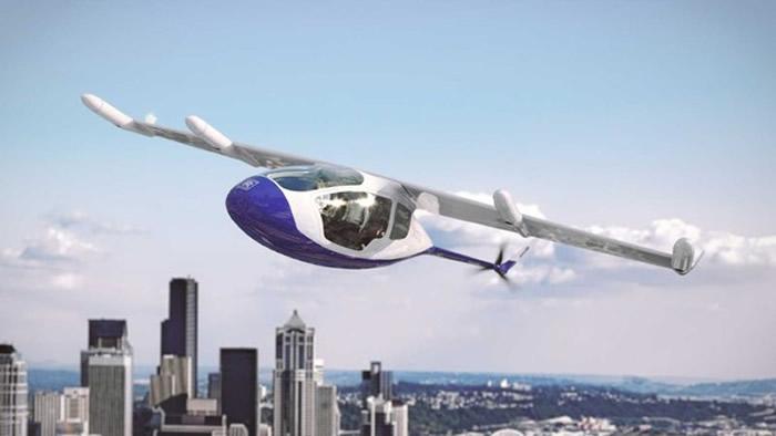 劳斯莱斯目前正在开发飞天计程车,预计将改变未来人类的交通方式。