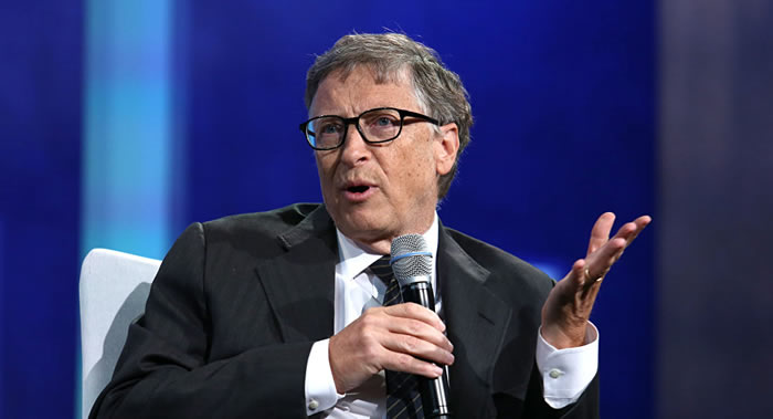 微软创始人比尔·盖茨将投资3000万美元研究阿尔茨海默氏病