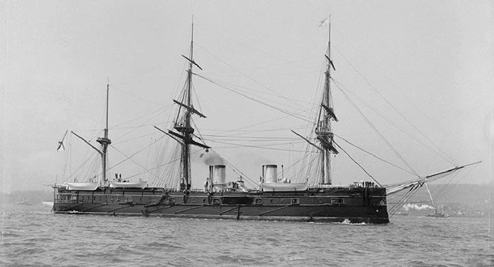 1905年日俄战争时期沉没的巡洋舰在韩国海岸被发现 船上宝藏价值1300亿美元
