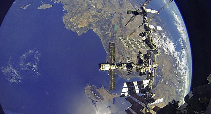 """俄罗斯或使用国际空间站舱体建造""""深空之门""""国际月球轨道空间站"""
