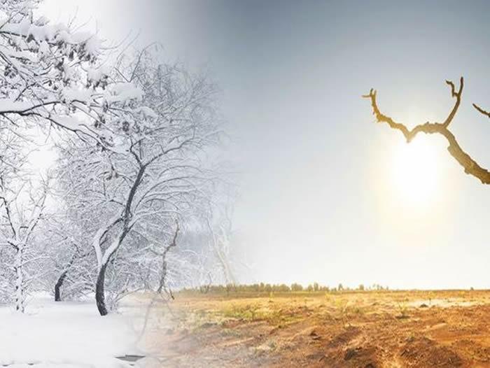 """气候科学家辨识出人类对地球大气层留下的一种新""""指纹"""""""