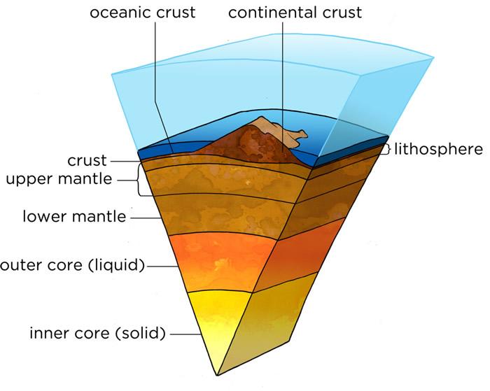 美国麻省理工在地球深处发现一片巨大钻石区 可能高达千兆吨
