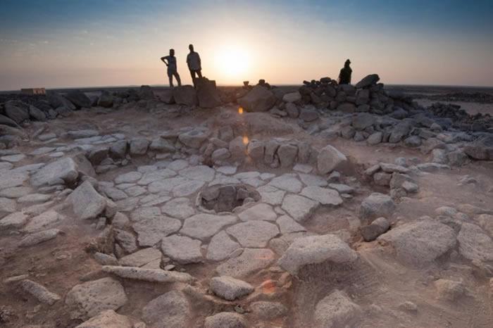 约旦发现14400年前的面包 比农业出现还早4000年