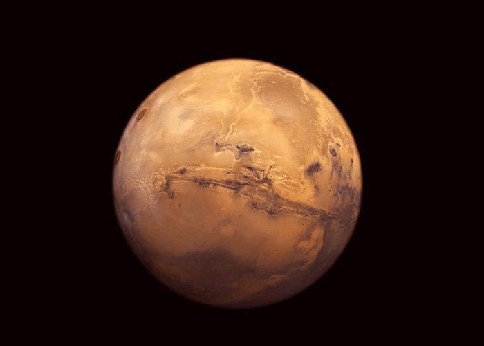 人类逐渐揭开火星的神秘面纱。