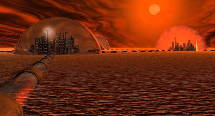 俄罗斯议员:美国远征火星参与者将在途中互相残杀或发疯