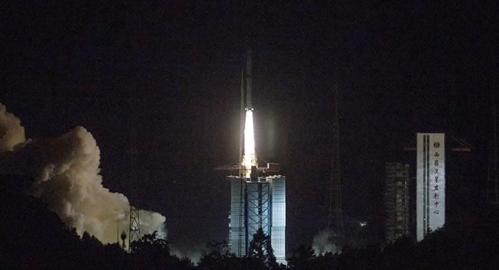 中国高分十一号卫星 发射升空 主要用于国土普查、城市规划等领域