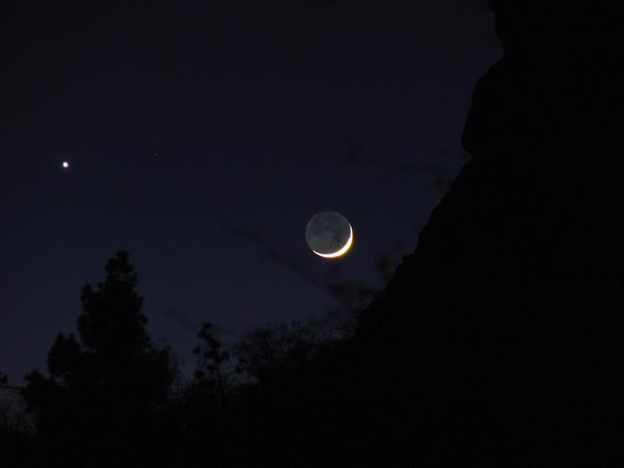 2018年8月18日金星东大距