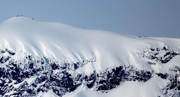 瑞典凯布讷山南峰因高温消融 可能将失去国家