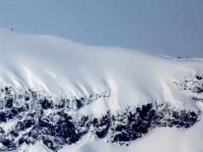 瑞典凯布讷山南峰因高温消融 可能将失去国家最高峰头衔
