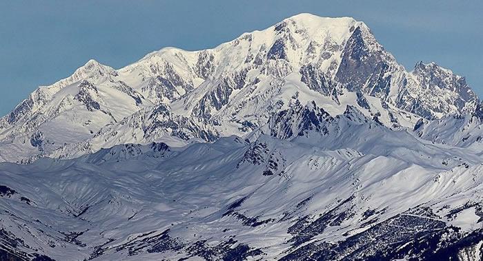 3名意大利登山者在攀登法国勃朗峰时失踪
