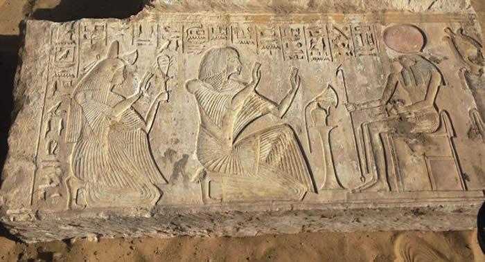 埃及开罗附近萨卡拉墓地发现3200年前的奶酪