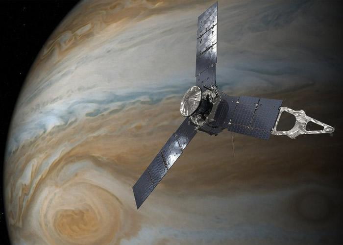 研究人员分析朱诺号收集到的木星数据,解开木星彩云带之谜。