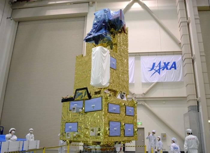 """日本宇宙航空开发机构将发射新一代观测技术卫星""""气息2号"""" 监察各国温室气体排放量"""
