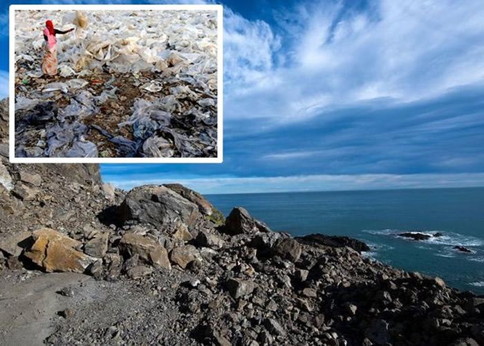 为保护海洋生态,新西兰政府宣布将全面淘汰即弃胶袋。