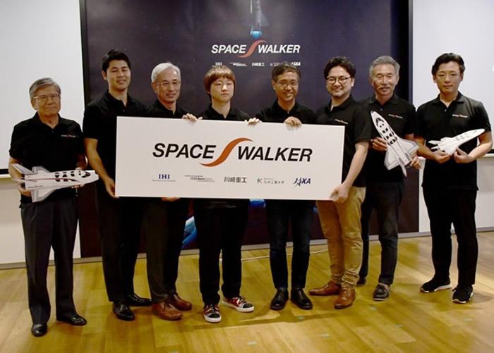 筹措资金成为Space Walker现时面对的难题。