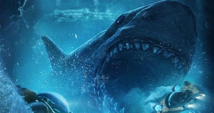 大片《巨齿鲨》里的科学疑点:巨齿鲨是不是这个样子?