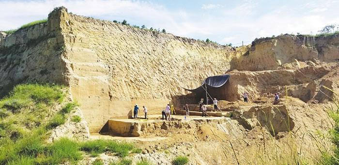 专家称山西大同李汪涧旧石器时代遗址是现代人类起源的重要节点